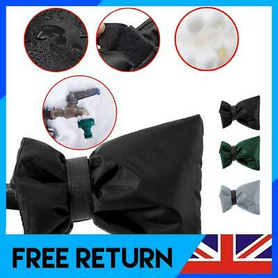 Water Tap Cover Protective Faucet Socks Protection Outdoor Winter Waterproof UK