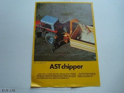 ROCK-O-MATIC ROCK PICKER CATALOG SALES BROCHURE PAMPHLET NO  CF907