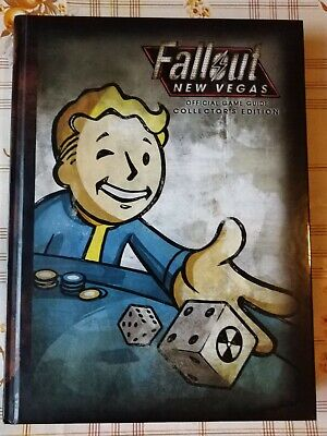 Fallout New Vegas Prima Official Game Guide Collector's Edition *MINT CONDITION*