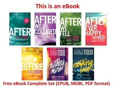 After Series Complete Set (Book 1-7) by Anna Todd