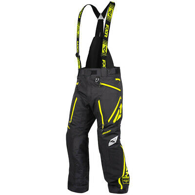 FXR - Renegade X Black/Hi-Vis Men Pants - 2X-Large