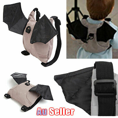 Baby Walking Safety Harness  Strap Kids Backpack Bag Leash Toddler Keeper Fancy