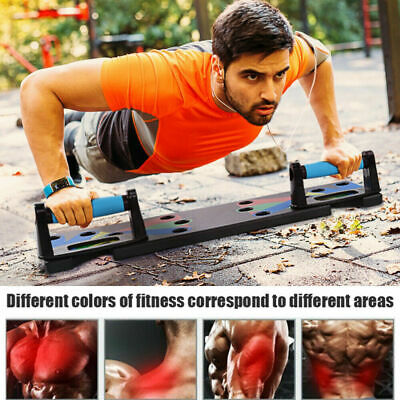 Fitness Workout Push-up Stand Multi Function Gym Muscle Training Exercise Board
