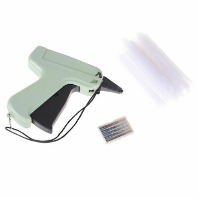 Tagging Gun System 5 Steel Needles 1000 Barbs Kimble Tag Label for Clothes Sock