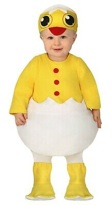 Toddlers Hen Baby Chick Easter Fancy Dress Costume Infant Outfit Babies