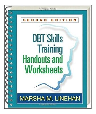 DBT® Skills Training Handouts and Worksheets, Second Edition[E-EDITION]