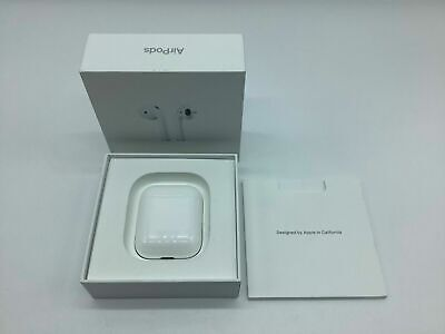 Apple AirPods with Charging Case (2nd Gen) #238961