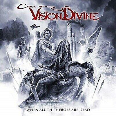 Vision Divine When All the Heroes Are Dead New CD