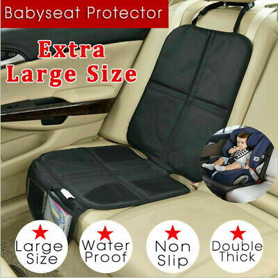 Car Baby Seat Protector Cover Mat Cushion Anti-Slip Safety Waterproof Pads Child