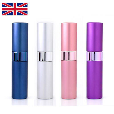 15ml Perfume Atomiser Refillable Pump Aftershave Atomizer Spray Travel Bottle