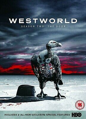 WESTWORLD Season 2 Complete Seasons DVD Brand New  REGION 2