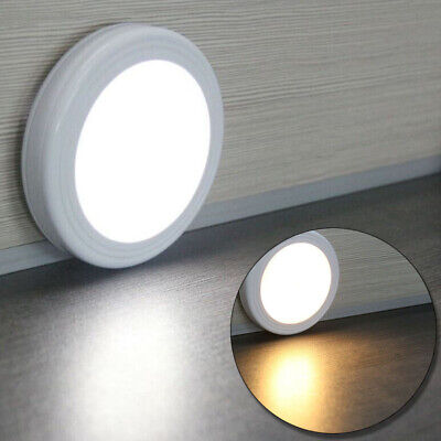 6 LED Wireless PIR Auto Motion Sensor Infrared Lamp Staircase Outdoor Pathway UK