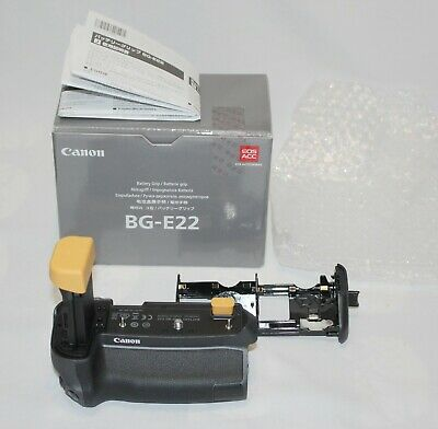 NEW Genuine CANON BG-E22 BATTERY GRIP FOR EOS R