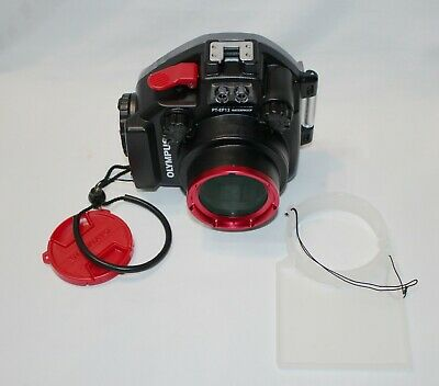 Olympus PT-EP12 Underwater Housing PTEP12 for Olympus E-PL7 (Not complete set)