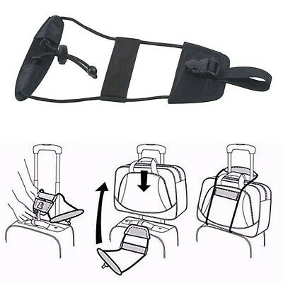 Adjustable Travel Luggage Suitcase Tape Belt Bag Strap Carry On Bungee Hot