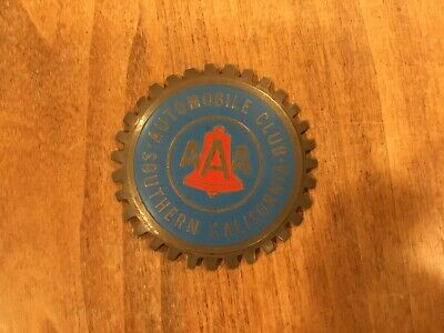 """AAA Automobile Club Southern California /""""Don/'t Drive Intexticated/"""" Decal New."""
