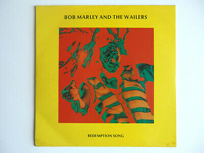 Bob Marley & The Wailers 45,Redemption Song 1980 Reggae,Sound Clinic