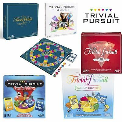 Trivial Pursuit Board Game - New and Sealed - Lots of editions to choose from!