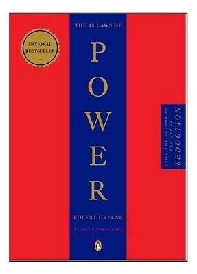 ✔ The 48 Laws of Power by Robert Greene 2010 ✅ FAST DELIVERY ✅