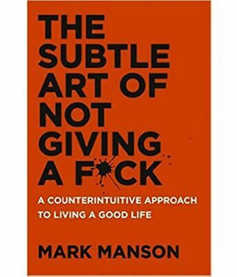 The Subtle Art of Not Giving a Fck by Mark Manson (P.D.F || Emailed)