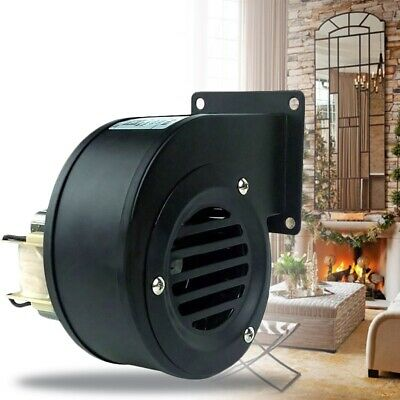Centrifugal Blower Fan Boiler Fan Fireplace Gasifier Blower 20W CYZ076 Y 220V