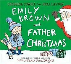 Emily Brown and Father Christmas, Paperback by Cowell, Cressida; Layton, Neal...
