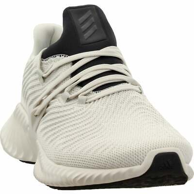 adidas Alphabounce Instinct  Casual Running  Shoes - White - Mens