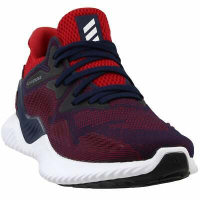adidas Alphabounce Beyond NCAA  Casual Running  Shoes Navy Mens - Size 7 D