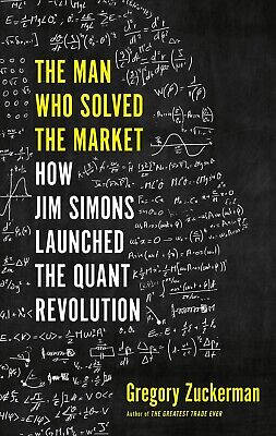 The Man Who Solved the Market by Gregory Zuckerman (P.D.F || Emailed)
