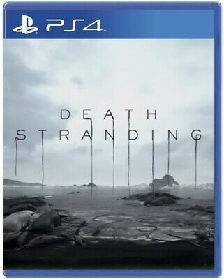 Death Stranding (Video Game New)