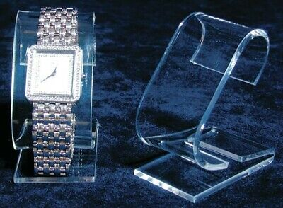 1 Acrylic Single Watch Stand Jewelry Store pawn Shop Display