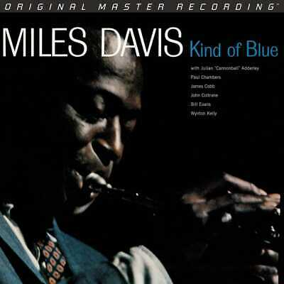 Miles Davis - Kind Of Blue MoFi 2LP 180g 45RPM Box Set Numbered Limited Edition