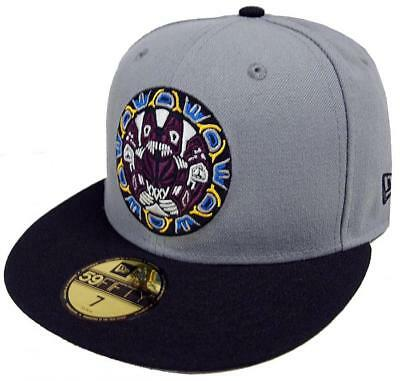 New Era Vancouver Grizzlies HWC Black Wheat 59fifty Fitted Cap Limited Edition