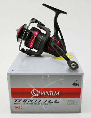 Quantum Throttle Spinning Reel TH10!