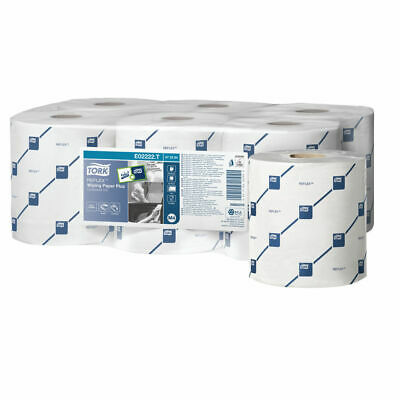 NEW! Tork Reflex M4 Centrefeed Roll 2-Ply 150m White Pack of 6 473264