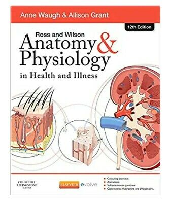 (**PDF) Ross and Wilson Anatomy and Physiology in Health and Illness, 12e