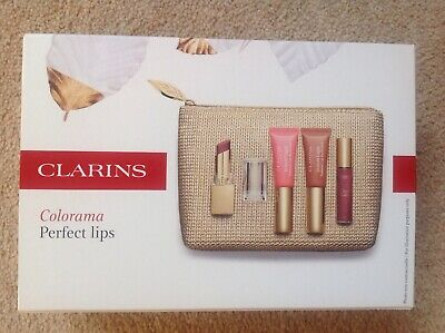 Clarins Colorama Perfect Lips Gift Set
