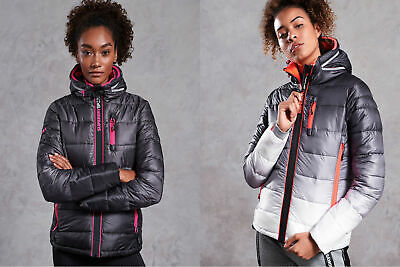 Superdry Polar Power Fade Puffer Jacket