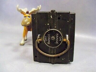 60 Amp RANGE American Panel Pull Out Lid Fuse Holder