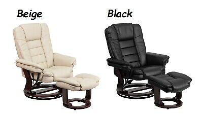Awesome Scandinavian Elkornes Stressless Recliner With Ottoman Brown Gamerscity Chair Design For Home Gamerscityorg
