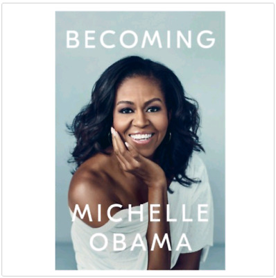Becoming by Michelle Obama + Audiobook  App🔥P.D.F🔥Best Quality