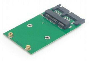 Ee18-Ms3Pcb-01 Gembird Msata Msata 106 Mm 45 Mm 17.5 G 178 Mm Mini Sata 3.0 To