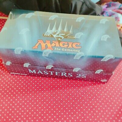 MTG Masters 25 Booster Box BRAND NEW FACTORY SEALED UNOPENED