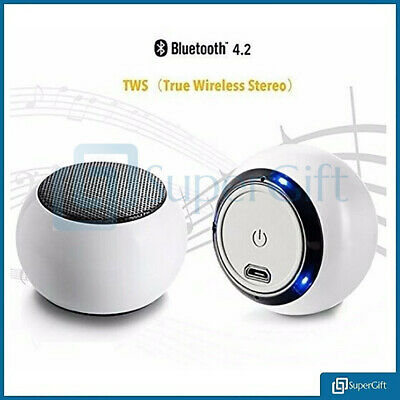 Wireless Bluetooth Speaker High Bass Portable Indoor Outdoor Stereo Loudspeaker
