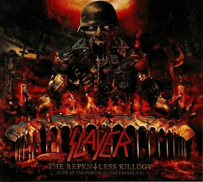 SLAYER - The Repentless Killogy: Live At The Forum In Inglewood CA - CD (2xCD)