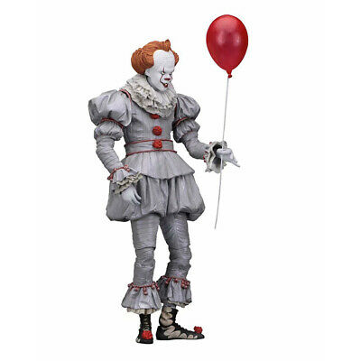 """New 1:12 Scale IT Ultimate Pennywise The Dancing Clown 2017 7"""" Action Figure"""