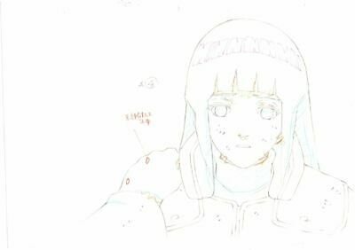 Anime Genga not Cel Naruto #248