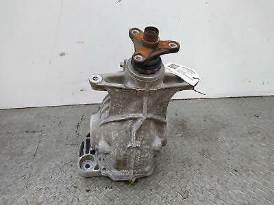 2013 BMW 5 SERIES 2.0 Diesel Automatic Rear Differential 33107584451