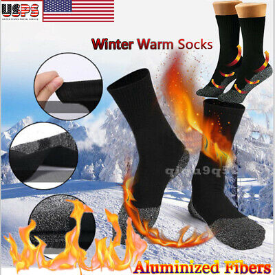 Winter 35 Below Socks Keep Your Feet Warm and Dry Aluminized Fibers Insulation