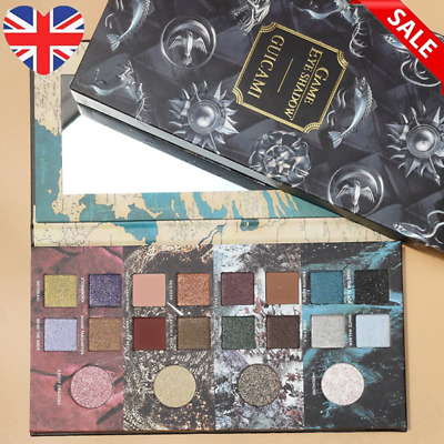 UK ~ Guicami ~ Game Of Thrones ~ Limited Edition Eyeshadow Palette ~ Urban Decay